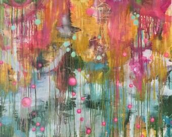 Visible Dream, original painting
