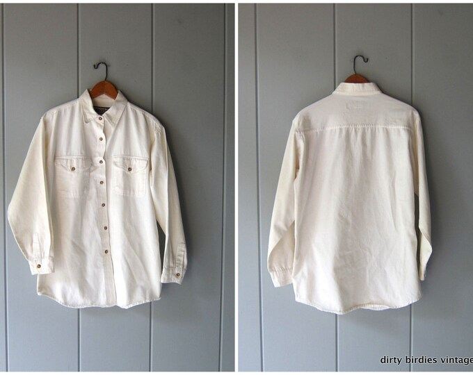 White Painters Shirt