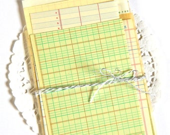 Vintage Paper Pack. Paper Pack. Vintage Paper. Ledger Paper. Journal Paper. Writing Paper. Junk Journal Supply. Vintage Journal. Note Paper.