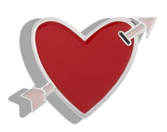 Phoebe James Heart Charm