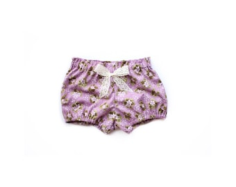 Evie Floral Bloomers