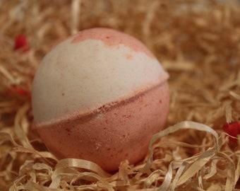 Small Spherical Bath Bombs