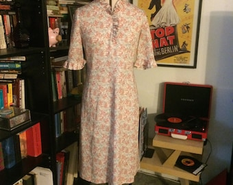 1960's Homemade Afternoon Dress