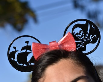 3D Pirate Ears