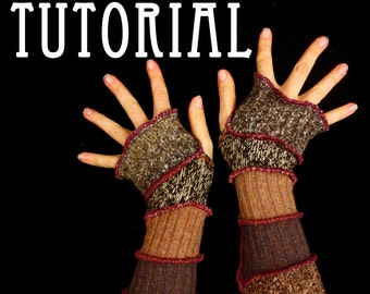 How to Make Katwise Arm Warmers