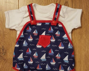 Sail Away With Me Romper