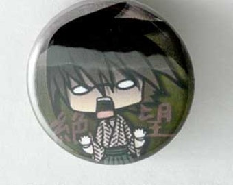 Zetsubo Sensei - Mr. Despair Button