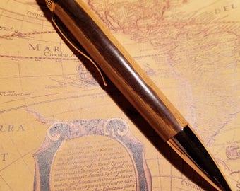 Lignum Vitae Exotic Wood Atlas Pen