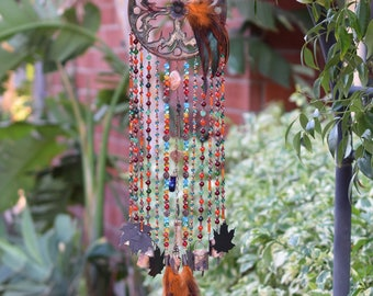 The Rooster wind chime