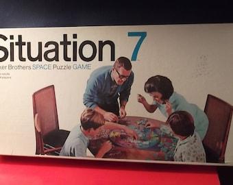 1969 Situation 7 Game