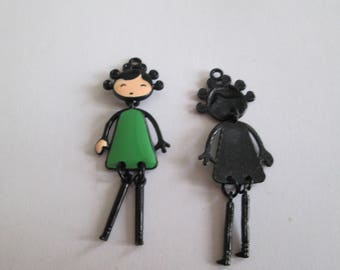 ARTICULATED DOLL CHARM