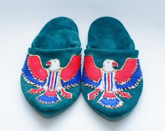Eagles Adult Slippers