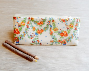 Gift for Her/ Gift for Wife/ Girlfriend Gift/ BFF Gift/ Sister Gift/ Birthday Gift/ Liberty of London Gift/ Make Up Bag/ Pencil Case/ Pouch