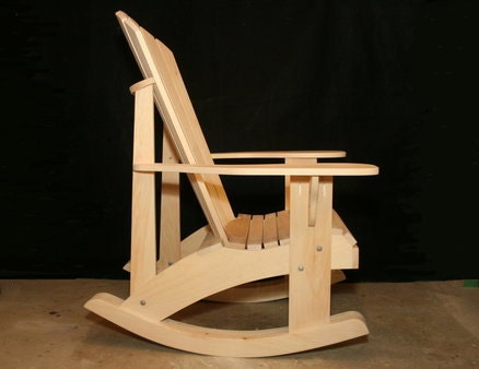 Unique This is a digital file HD - Latest rocking chair plans Contemporary