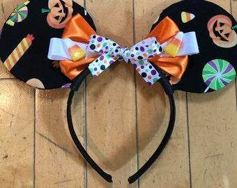 Dizney Halloween Ears