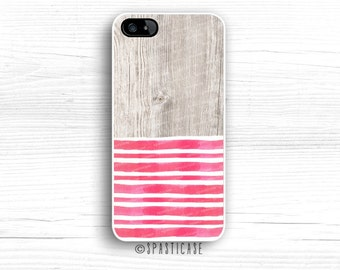 iPhone 6S Case, Wood iPhone 6 Case, Watercolor iPhone Case, Wood iPhone Case, Wood iPhone 5C Case, iPhone 5S Case, Watercolor iPhone 5S Case