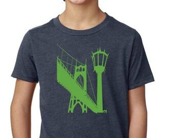 Seasons K Designs St Johns Youth tee, Kids Tee, Childrens Tee, Kids Clothes, Kids fashion, Girls Tee, Boys Tee, Girls T-shirt, Girls Tee