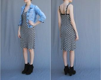 Vintage 90s Betsey Johnson Slip Dress