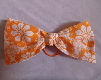 Bow- Orange Dream