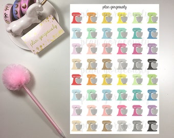 Mixer Stickers - Baking Stickers - Cooking Stickers - PG016