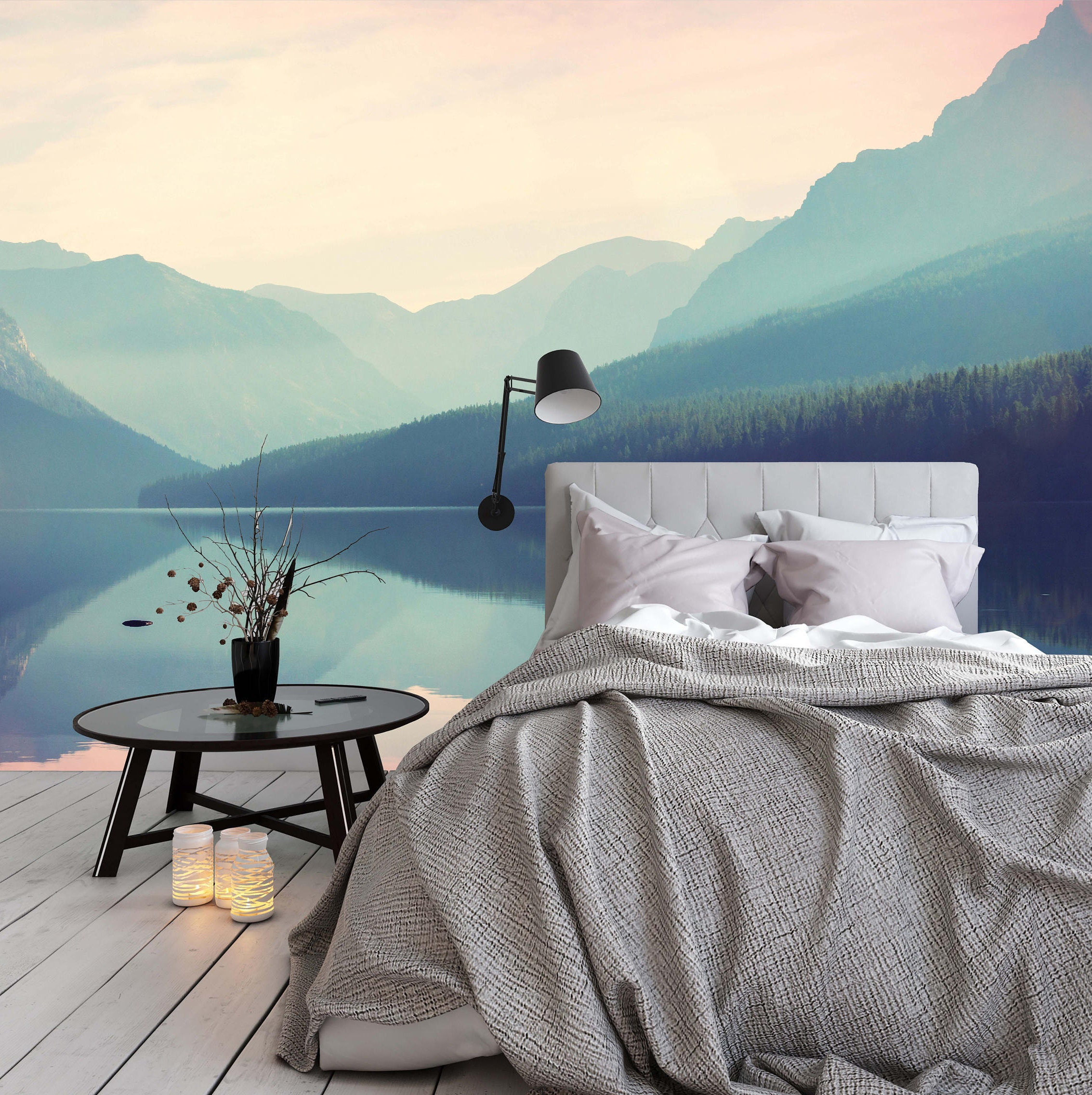 Most Inspiring Wallpaper Mountain Bedroom - il_fullxfull  You Should Have_397777.jpg?version\u003d2