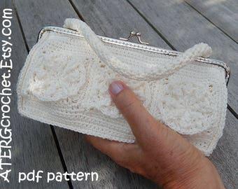 Crochet pattern PURSE STRUCTURE by ATERGcrochet