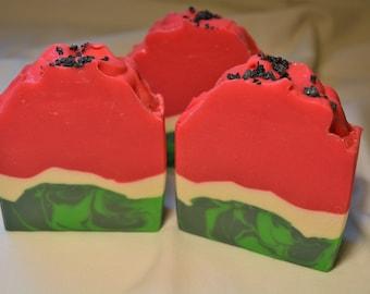 Fresh Watermelon Soap