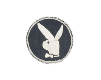 Playboy Bunny Vintage Patch