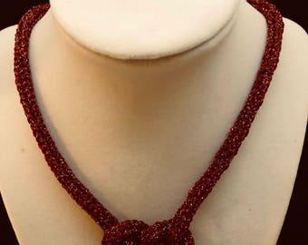 Celtic heart Necklace