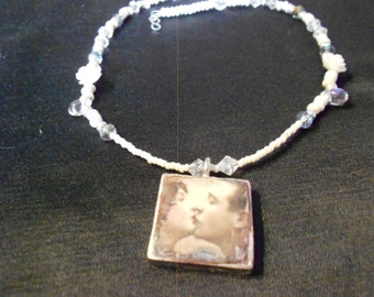 Share a Kiss Necklace