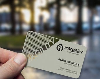 Business Cards (SO SOLID Template)