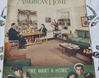 The American Home Magazine - July 1946