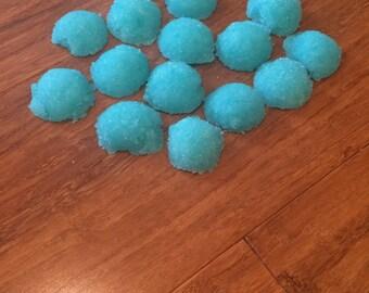 Aqua Sugar Cubes