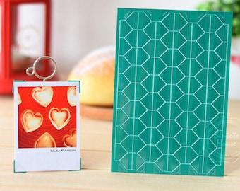 3 Sheets 306pcs,Green PVC Photo Corners Stickers, Scrapbooking Embellishment, Journal Stickers, Photo Album, Diary Deco, Self-Adhesive