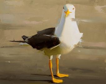 Seagull - Print