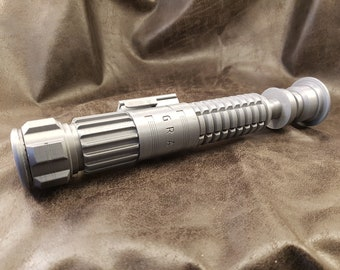 3d printed Obi Wan ANH inspired lightsaber kit.