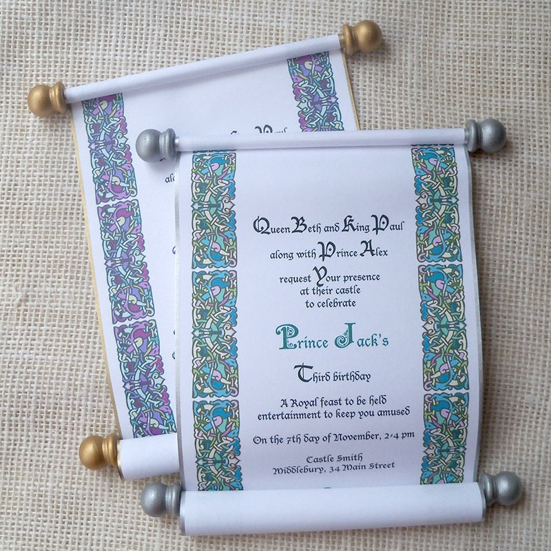 Royal birthday party invitations kingdom party queen zoom filmwisefo