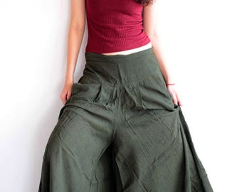Pants full length wide leg...All sizes and colours avalible ..(1425)