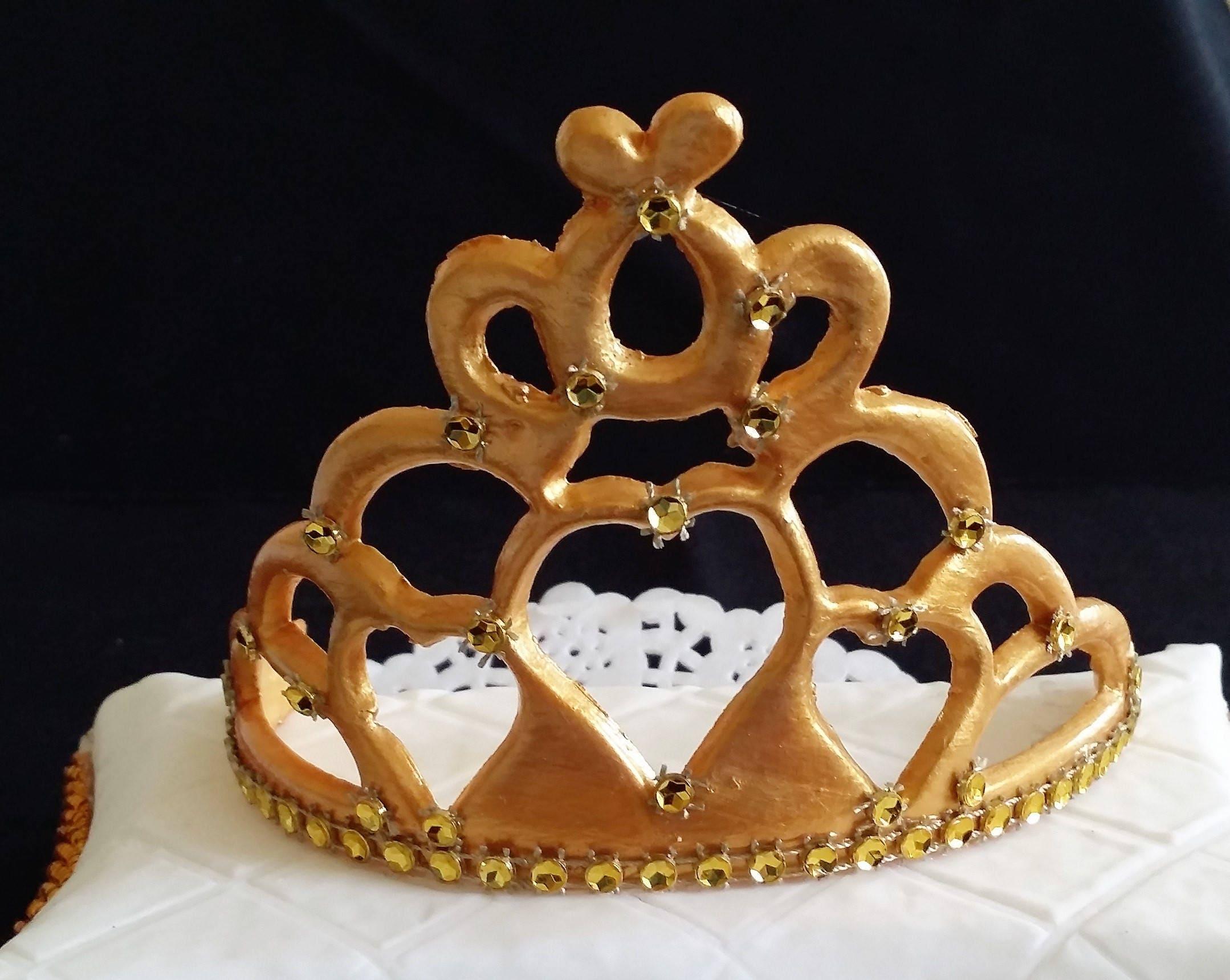 Crown Cake Topper Princess Cake Topper Princess Crown