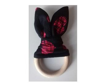 Rabbit heart rattle