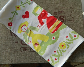 Printed Hand/Tea/Guest Towel #13