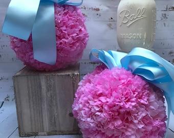 Wedding Pomander, Bridesmaid's Pomander, Flower Girl Pomander