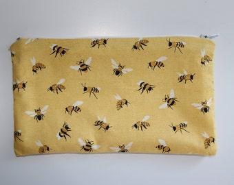 PREORDER - Bee Pencil Case
