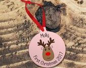 First Christmas decoratio...