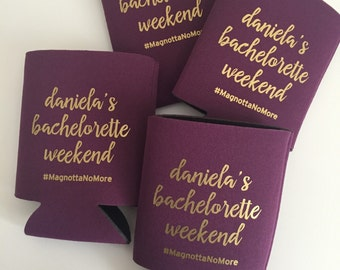 Bachelorette Weekend, Team Bride, Bride Tribe, Bachelorette, Wedding Can Cooler