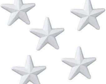 polystyrene 5 stars: 5 cm
