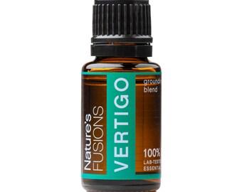 Vertigo - Grounding Essential Oil Blend 15 ml - 100% Pure