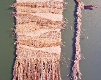 Mini Handwoven Wall Hanging