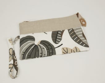 Toiletry combo, medium purse, multi-purpose bag, bag canvas, travel bag, Guardacosmeticos