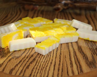 Honey & goat milk soap